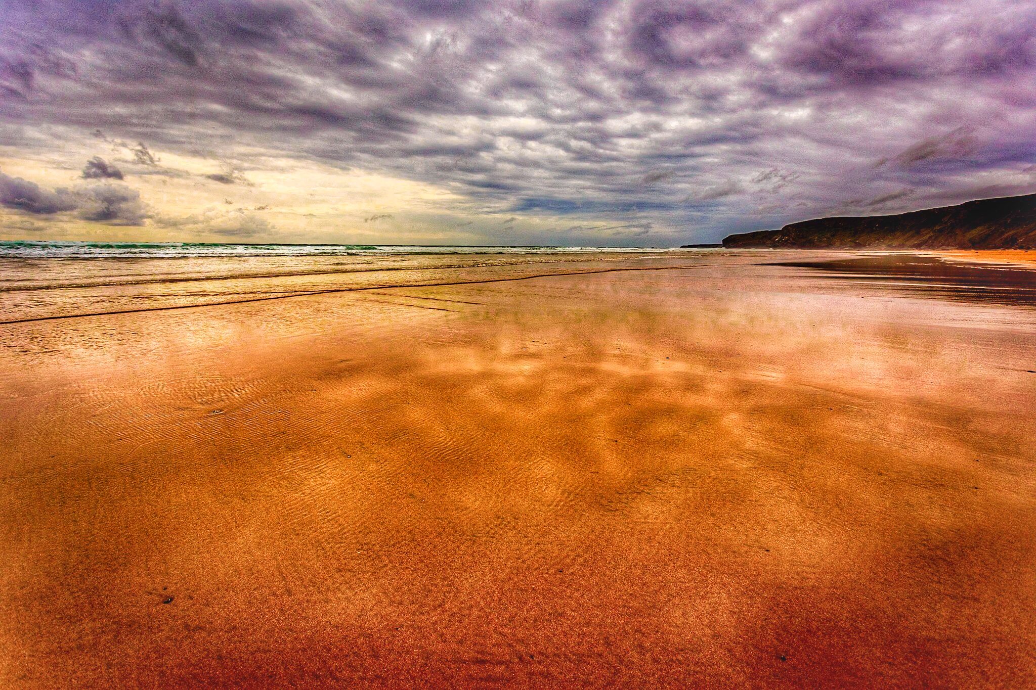 Watergate Bay by Rick McEvoy Cornwall Photographer
