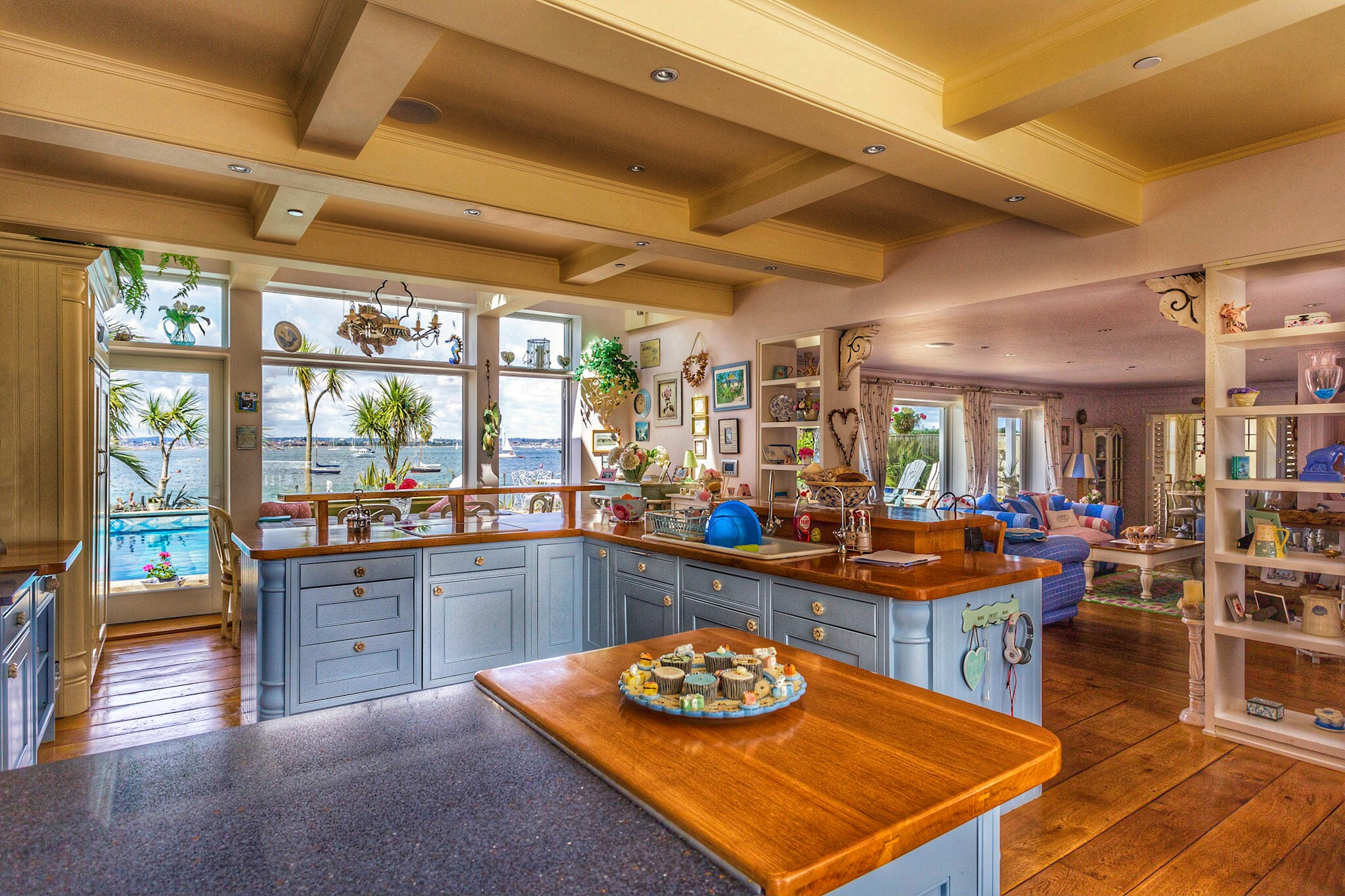 Kitechn by Rick McEvoy interior photographer in Sandbanks