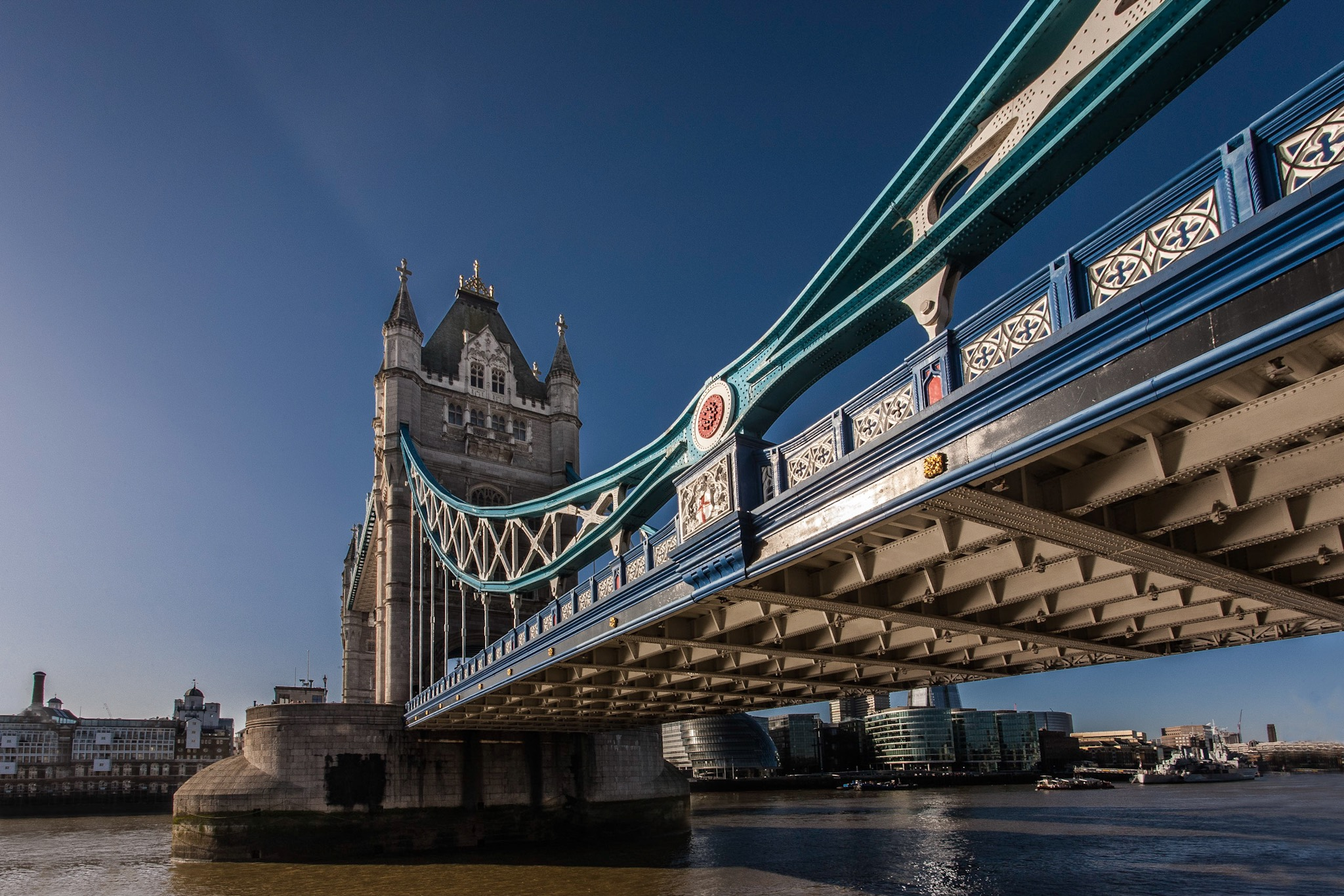 Tower Bridge by Rick McEvoy, Architectural Photographer in London