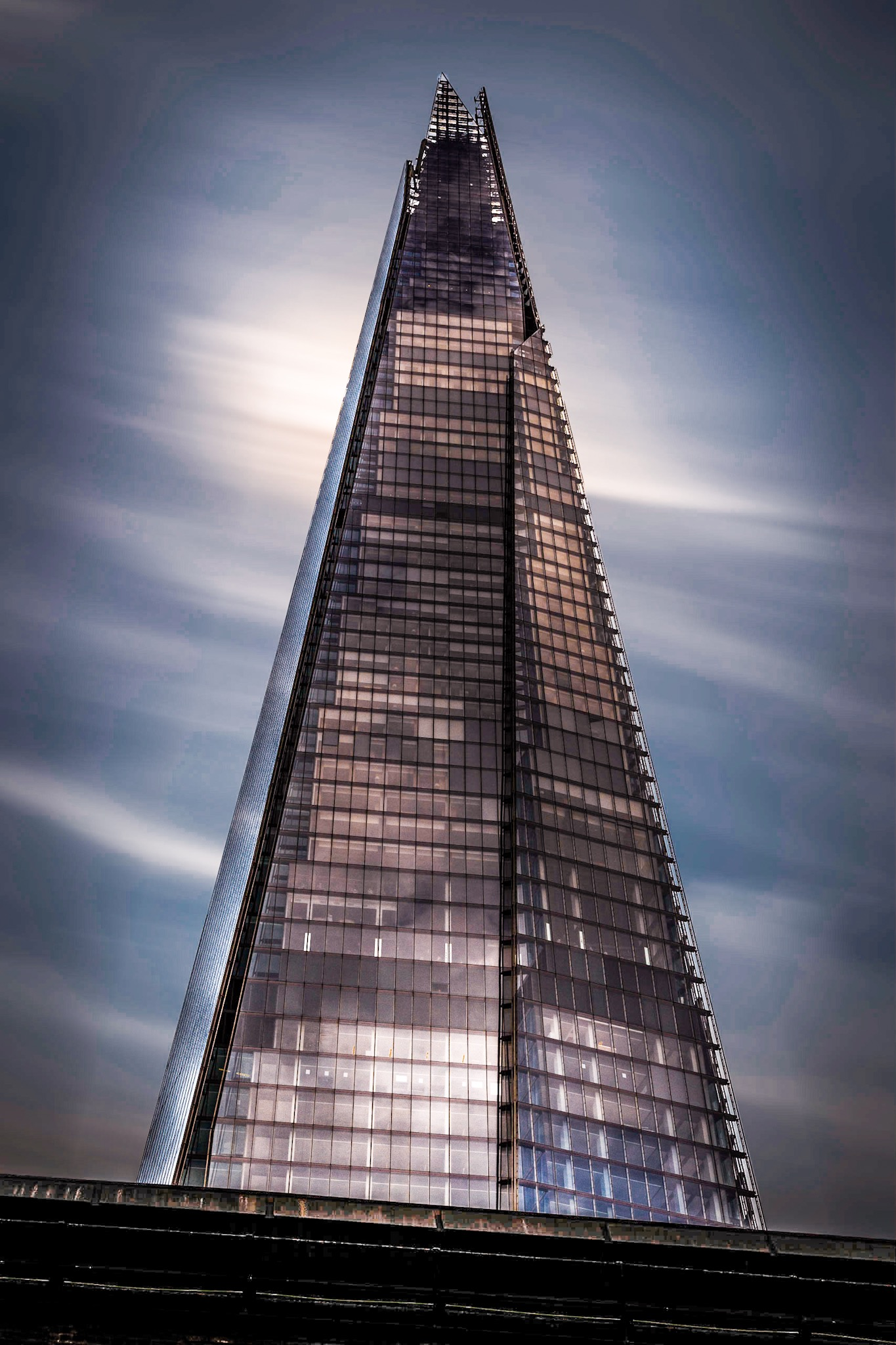 The Shard by Rick McEvoy, Architectural Photographer in London
