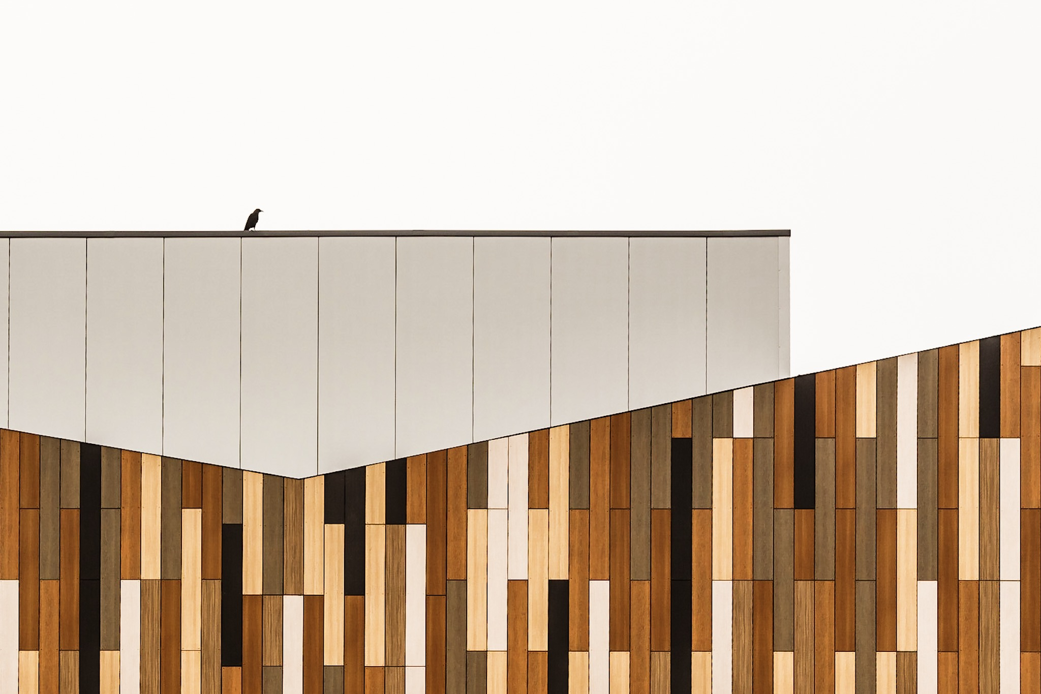 Jigsaw Building by Rick McEvoy Architectural Photographer in Bournemouth