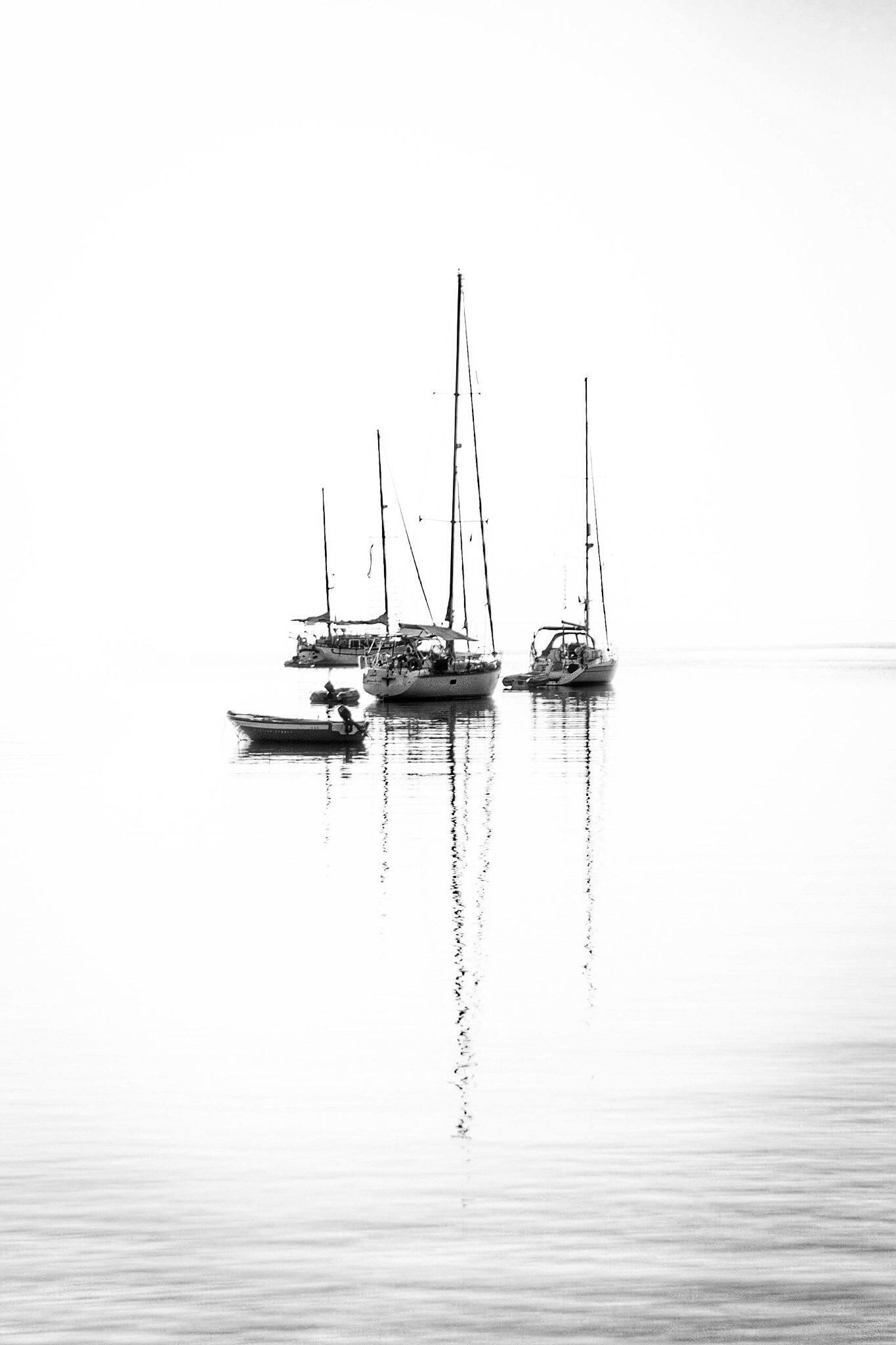 Black and white fine art photography by Rick McEvoy