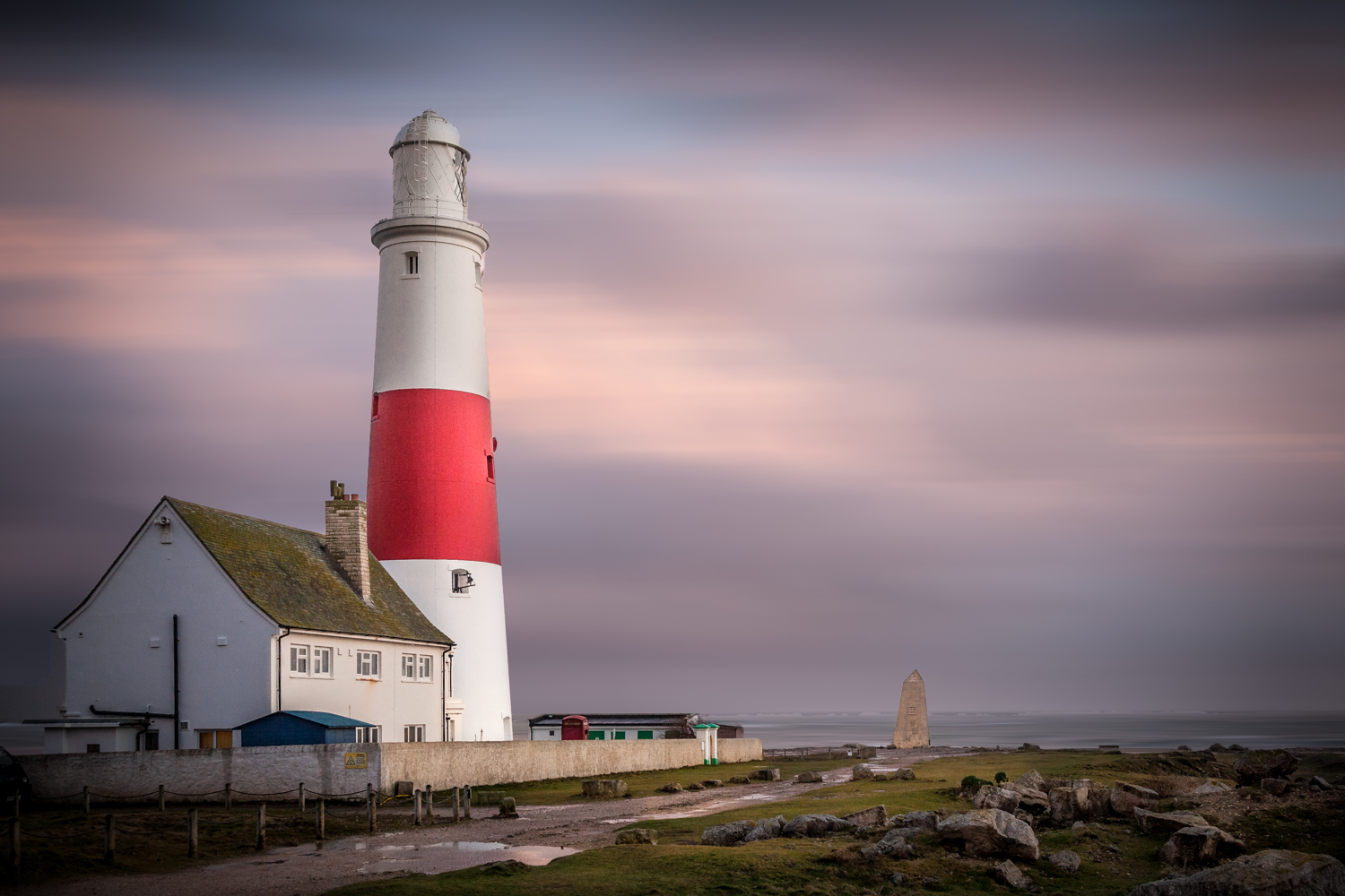 Portland Bill Lighthouse, Portland, Dorset