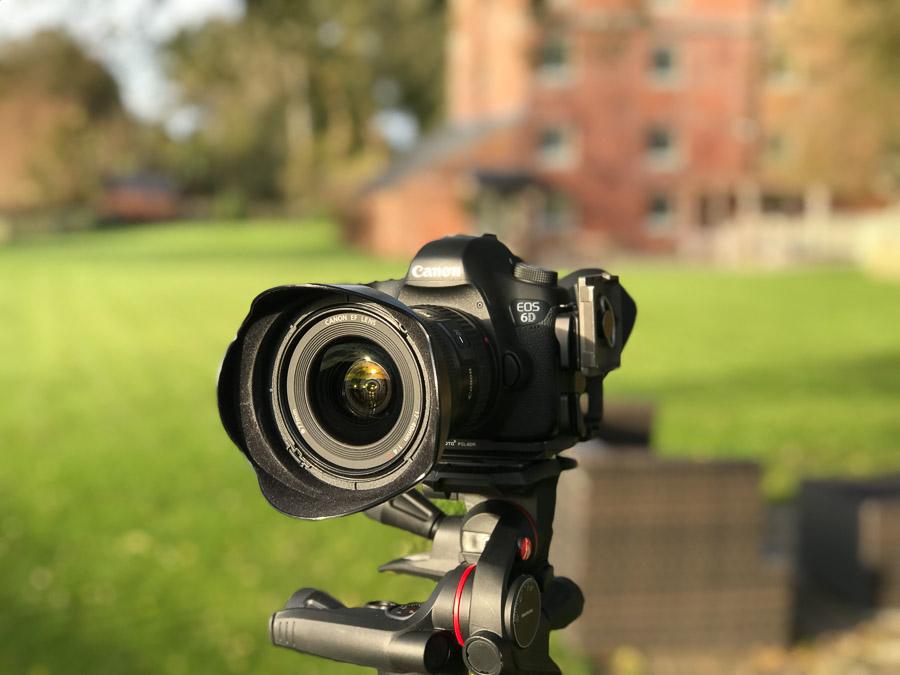 Canon 6D, Canon 17-40mm lens, Manfrotto tripod