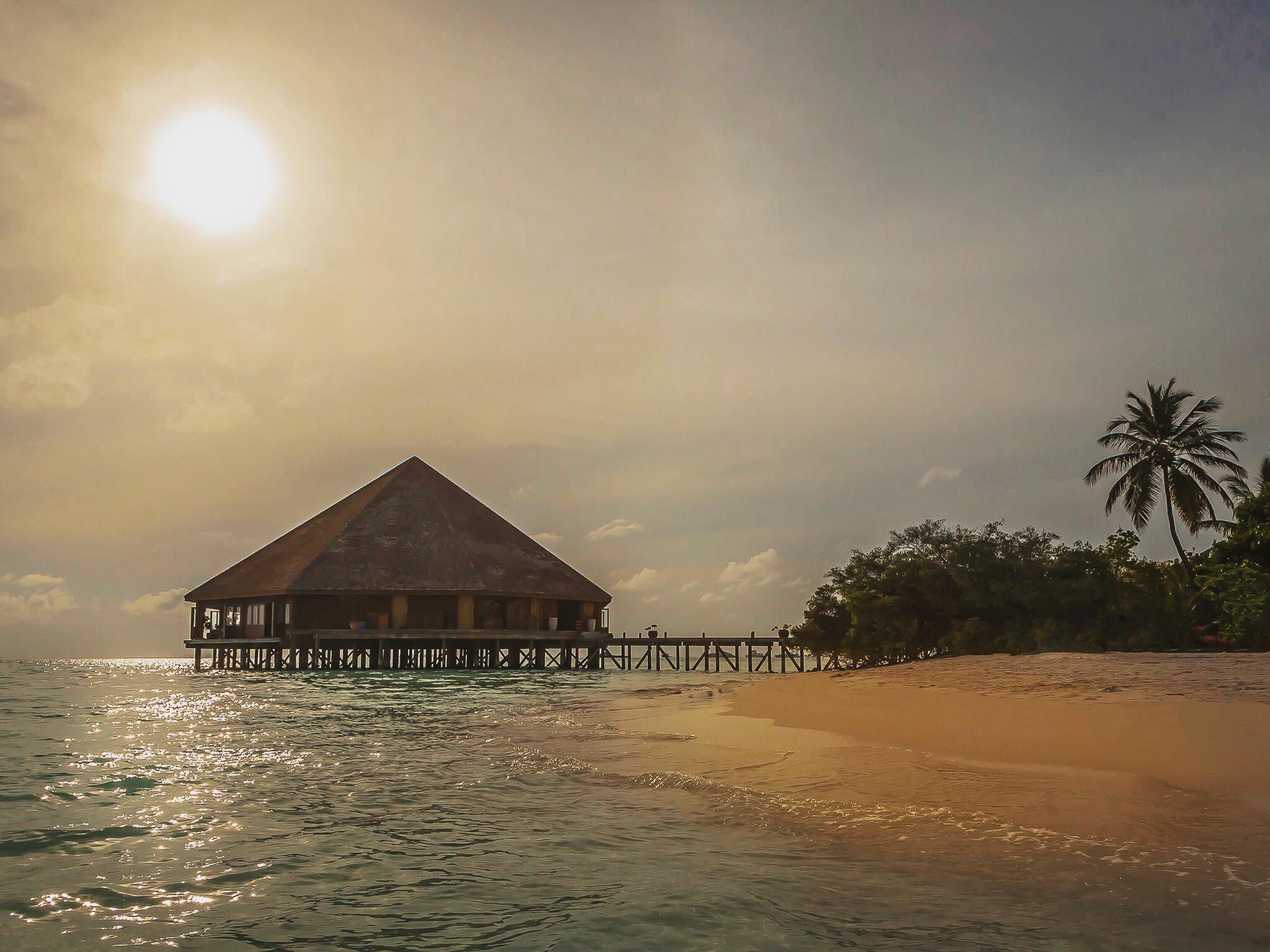 Asian Wok, Meeru Island Resort, Maldives