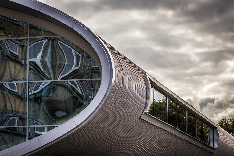 Modern architecture in Porstsmouth
