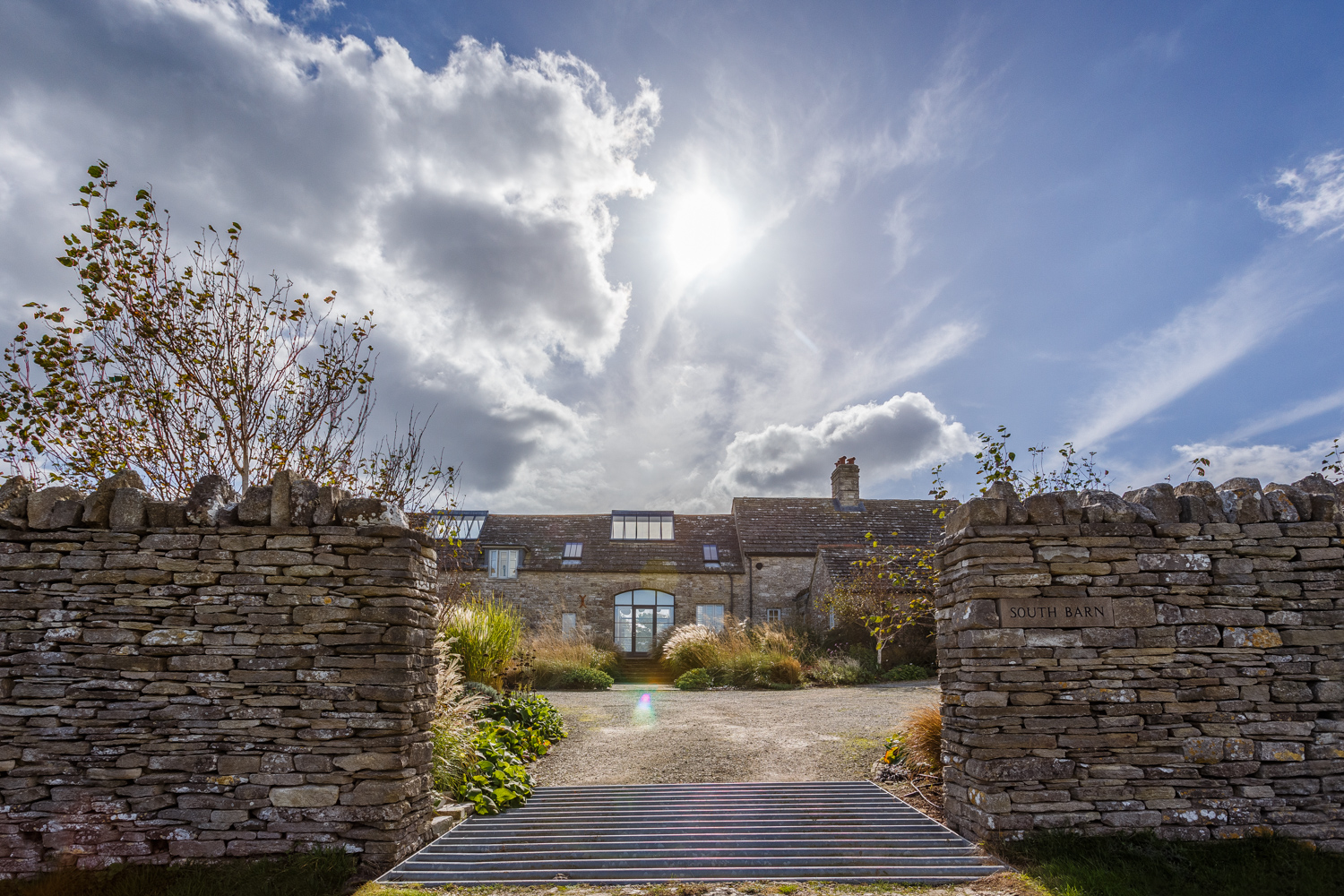 A different angle - creative architectural photography in Dorset