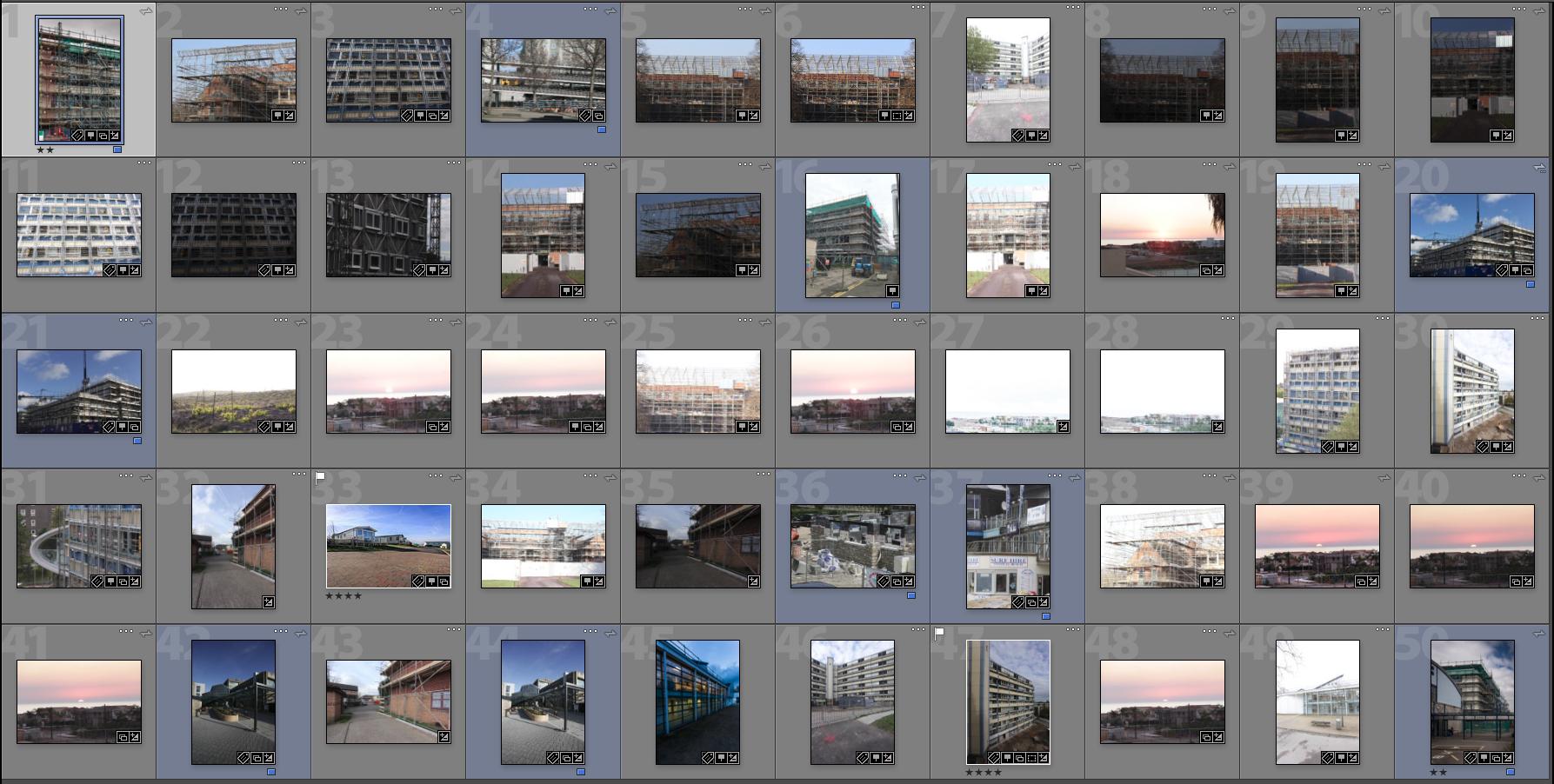 50 scaffolding photos