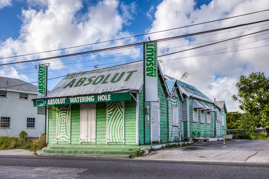 Absolut Watering Hole, St Lawrence Gap, Barbados