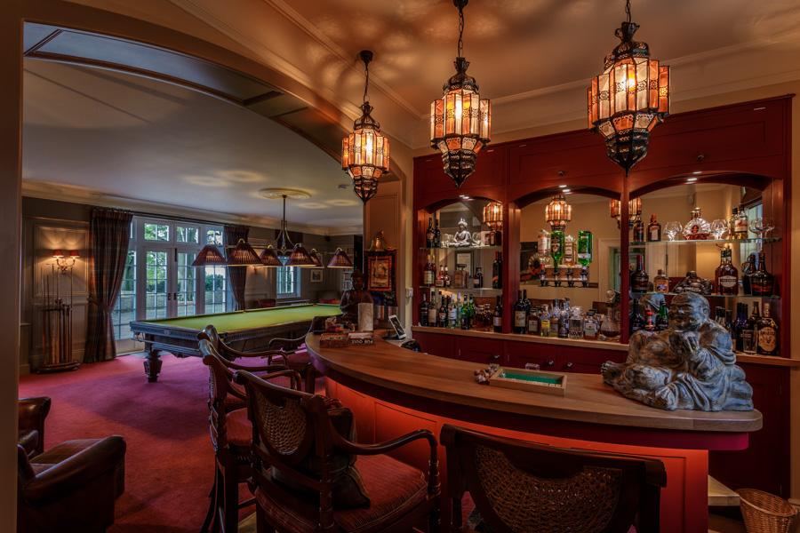 Games room by  Rick McEvoy Interior Photographer