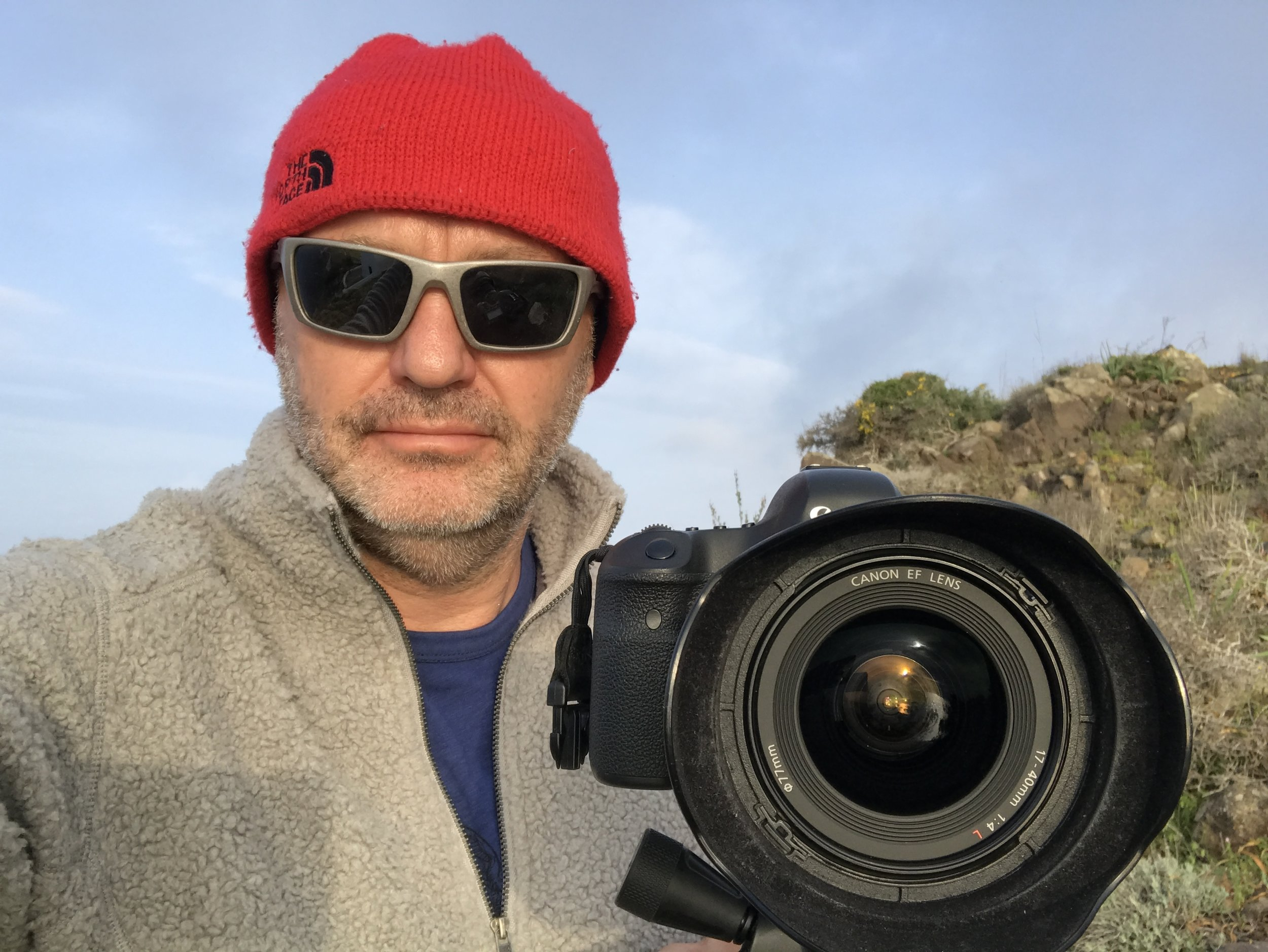 Me in my happy place taking photos in Santorini IMG_8467.JPG