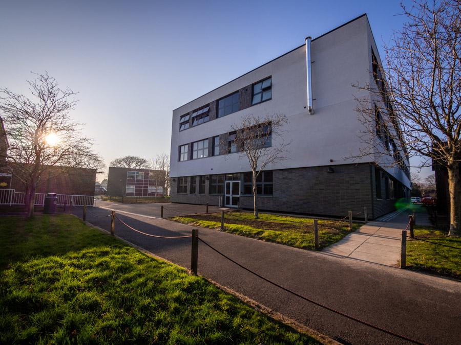 Arnewood School Refurbishment