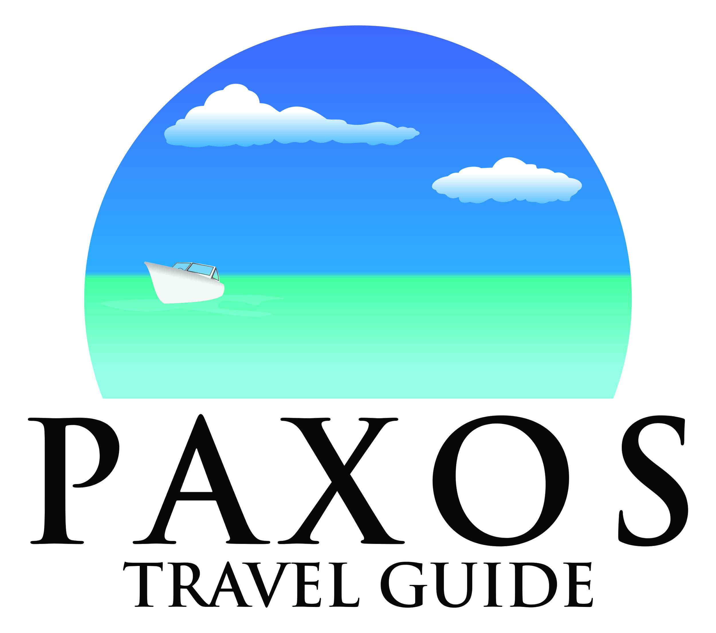 Paxos Travel Guide by Rick McEvoy