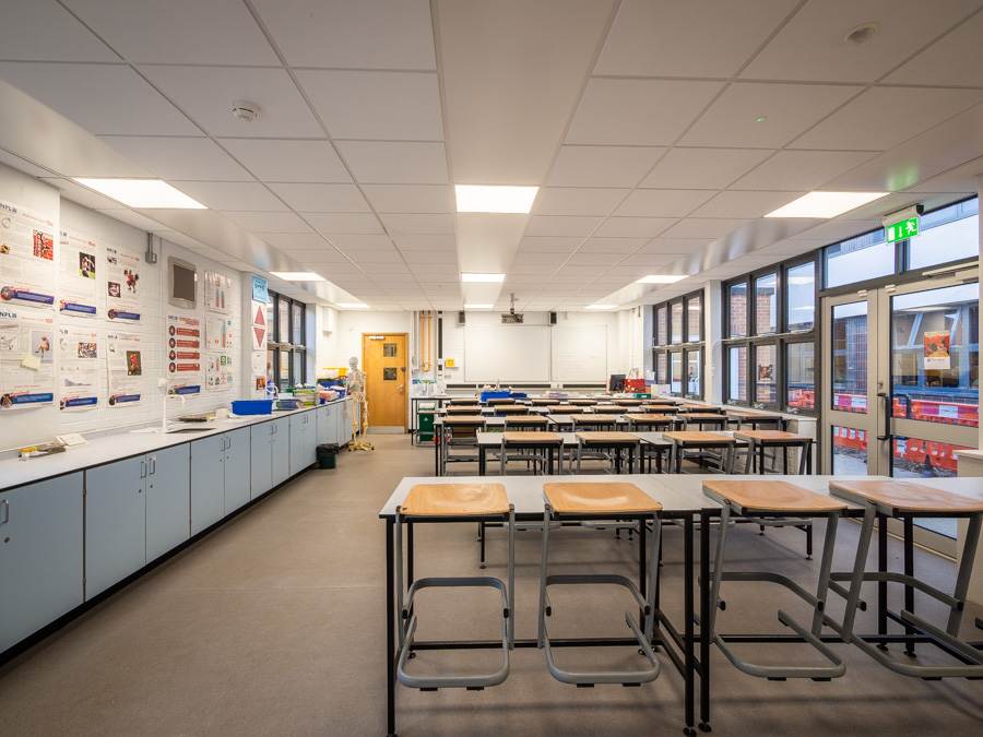 Arnewood School Refurbishment 007.dng