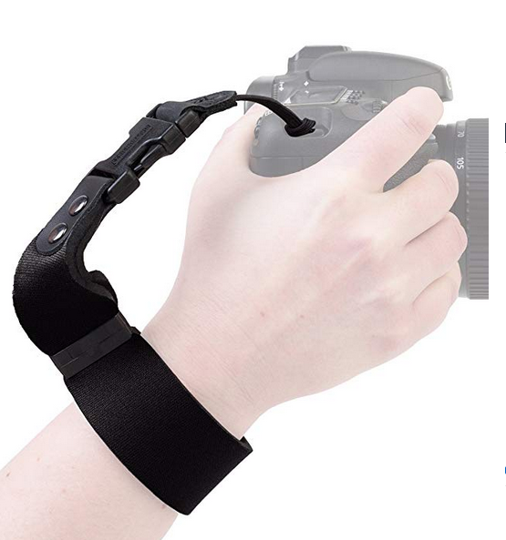 Optech Wrist Strap - photo from Amazon website