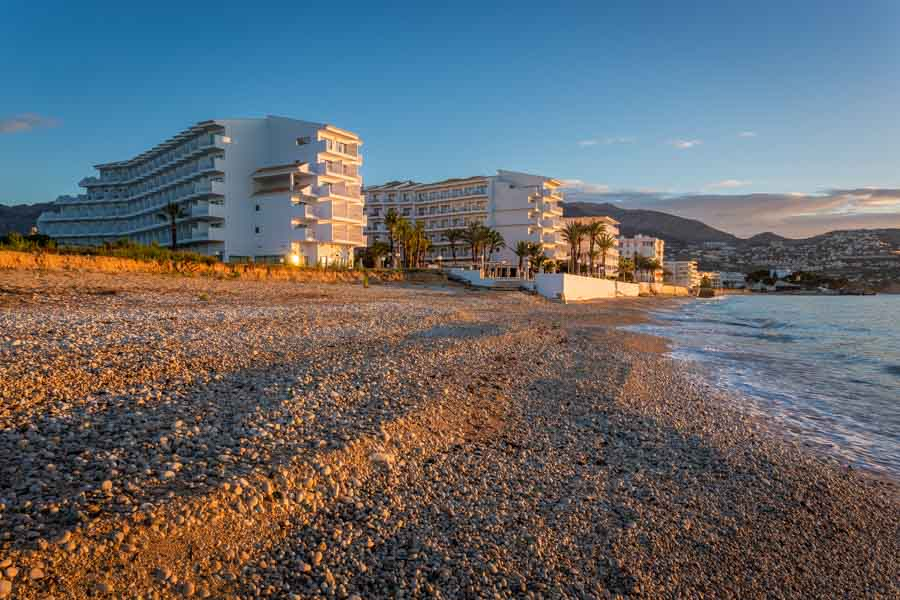 Cap Negret Hotel, Altea. Hotel Photography by Rick McEvoy