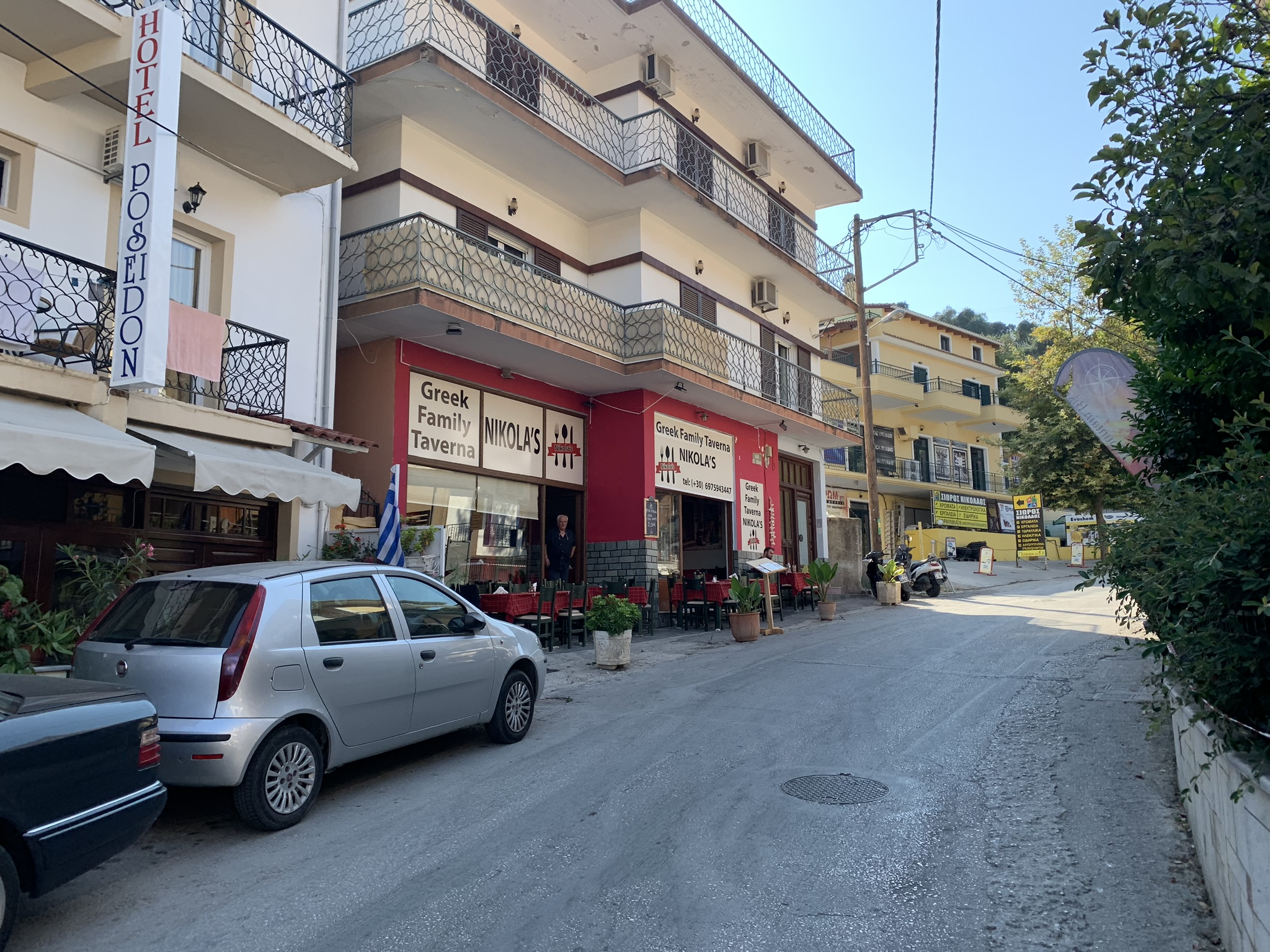 Taverna Nikolas in Parga