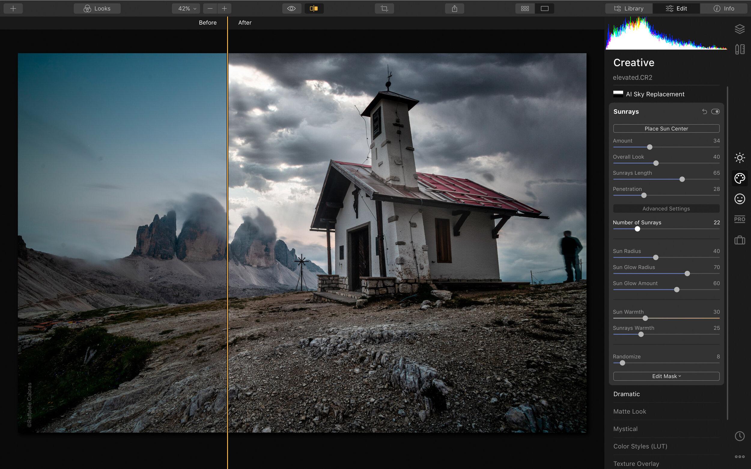 Luminar 4 screenshot 1