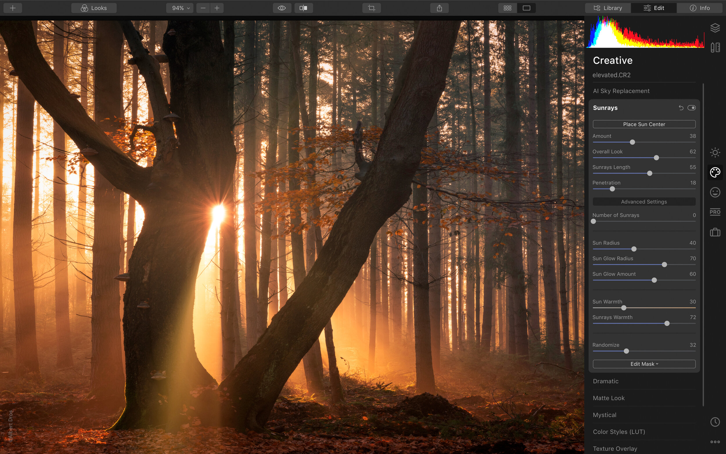 Luminar 4 screenshot 12