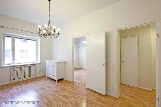 2 room apartment in Eira, Helsinki