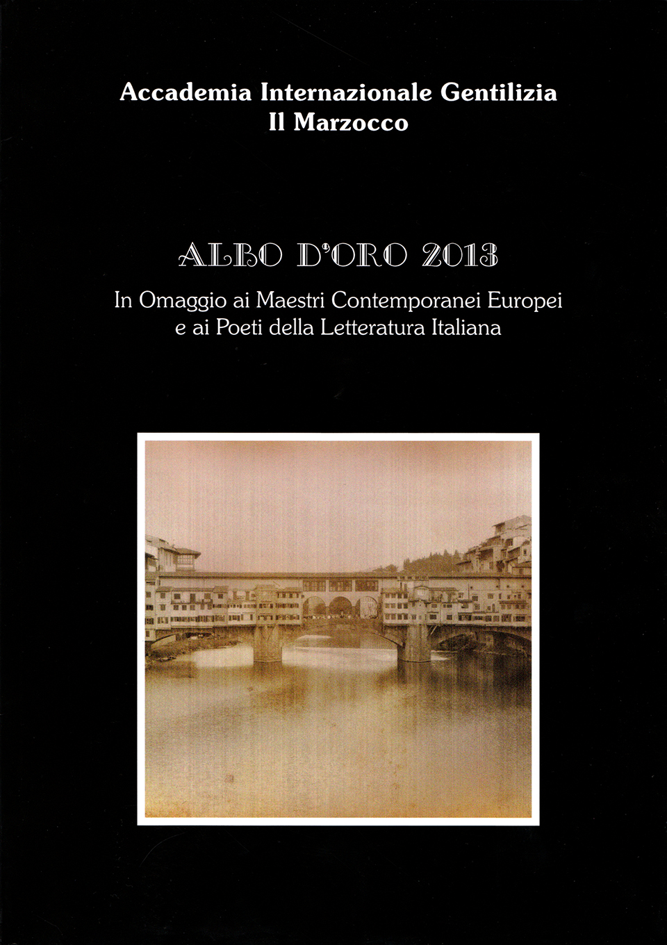 Albo D'Oro 2013 book cover