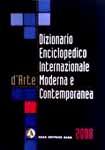 d'Arte Dizionario Enciclopedico Internazionale Moderna e Contemporanea 2008