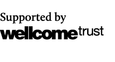 Supported by wellcome trust