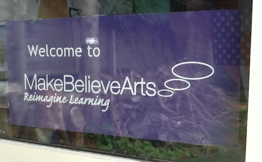 Contact the team at MakeBelieve Arts