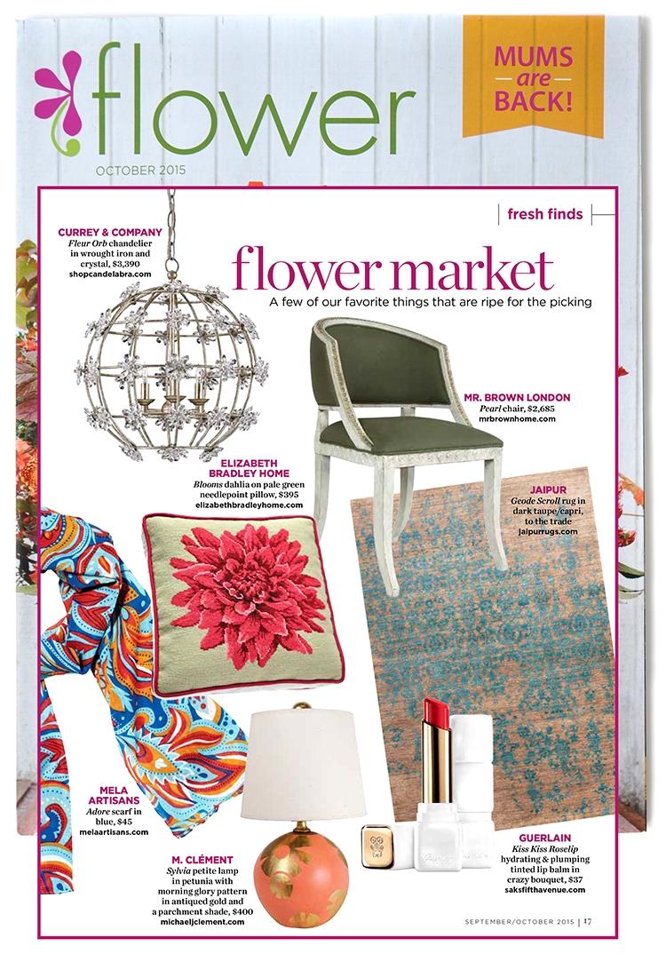 Flower Magazine October 2015