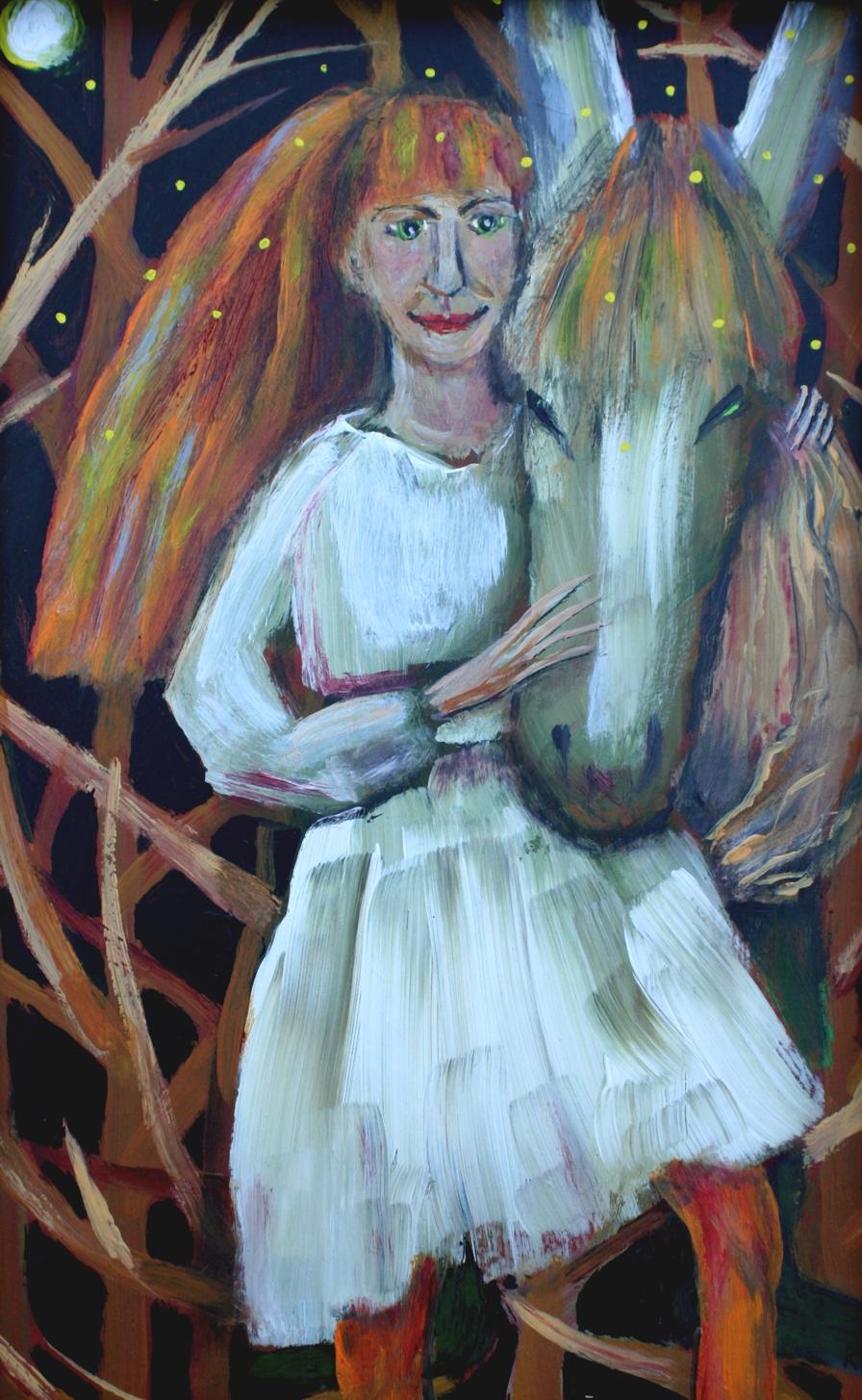 Titania & Bottom the weaver