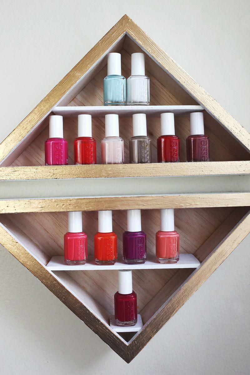 diy nail bar