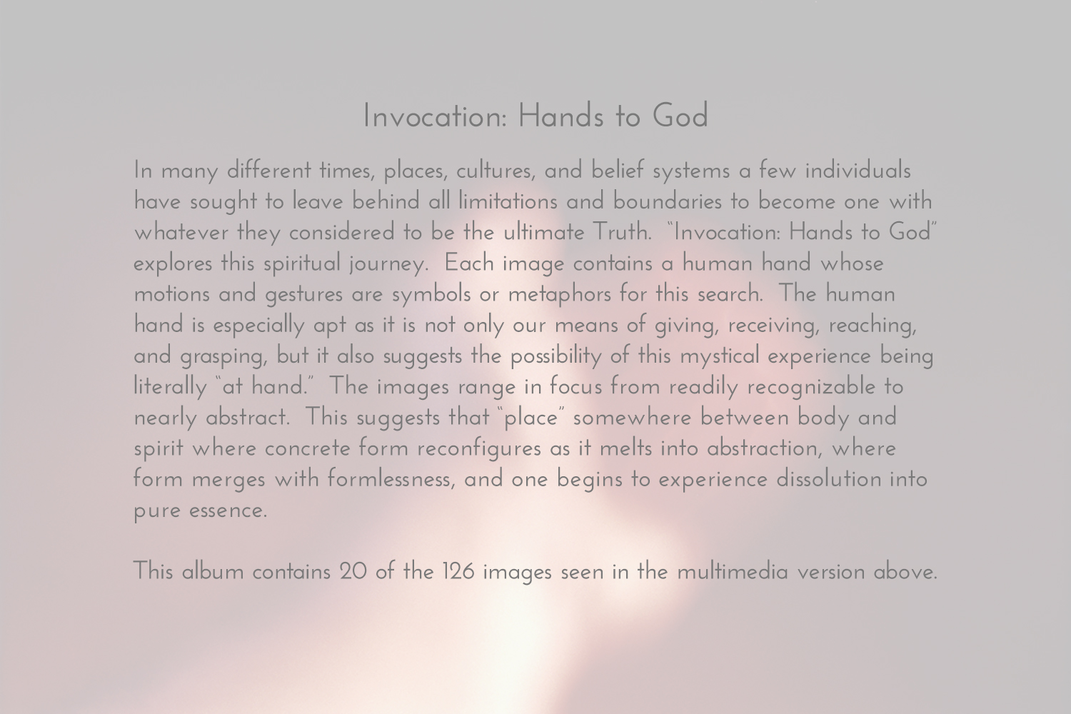 Jim Vecchi - Invocation Hands to God - 00.jpg