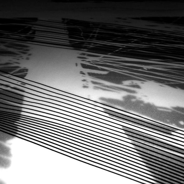 City vibe I  - 2012 - Screenprint process