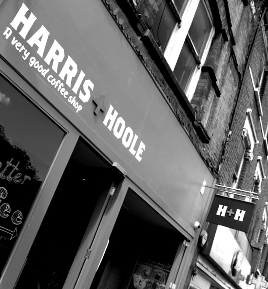 H+H, London, Crouch End, UK, June
