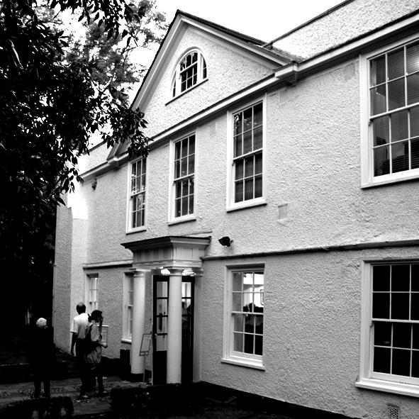 Lauderdale House, Highgate, London, UK, August