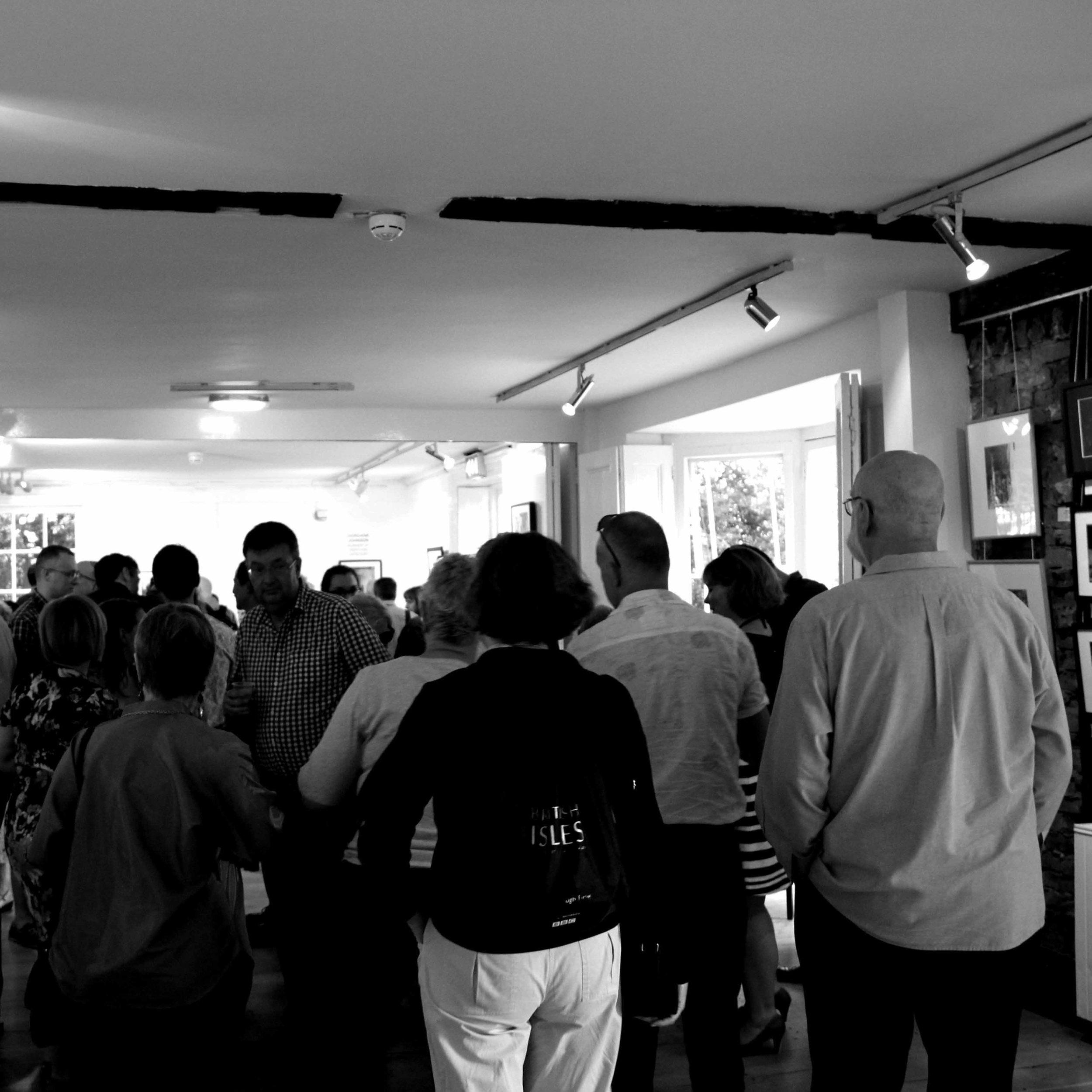 keleloko_Lauderdale house exhibition 2014 private view 03.jpg