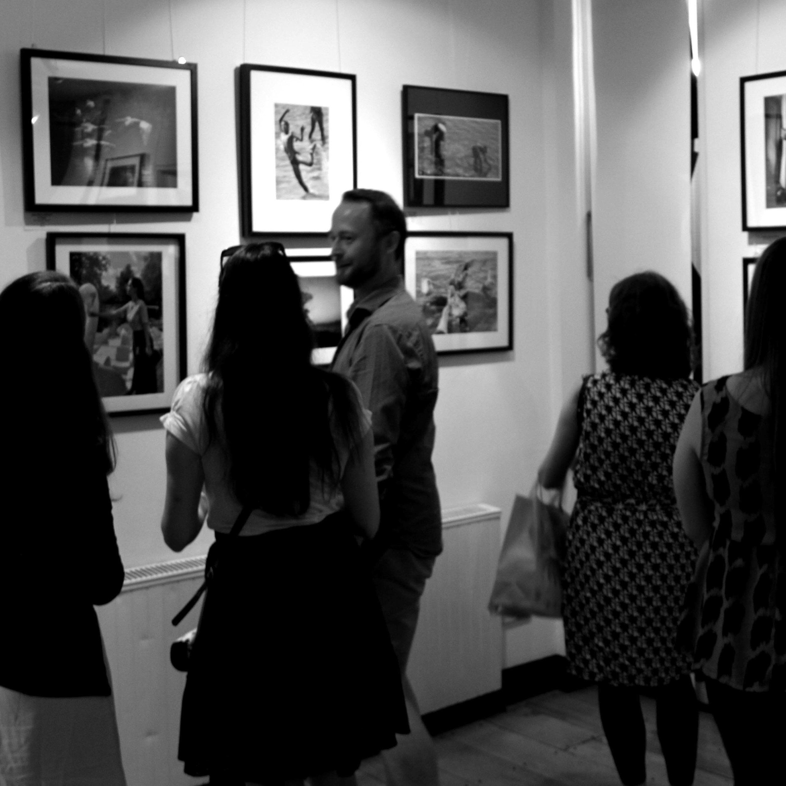 keleloko_Lauderdale house exhibition 2014 private view.jpg