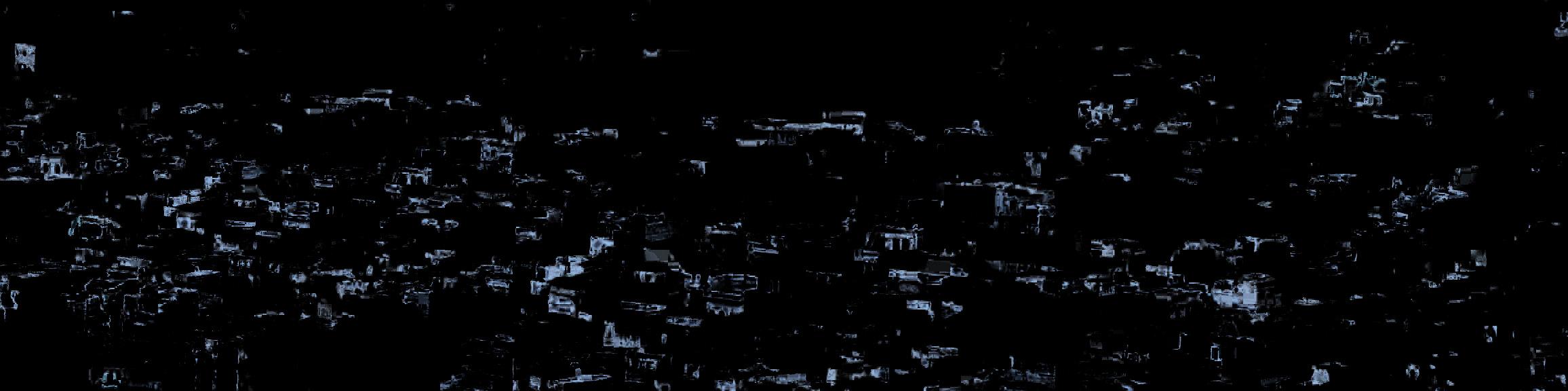 Blue city Metaphor blue