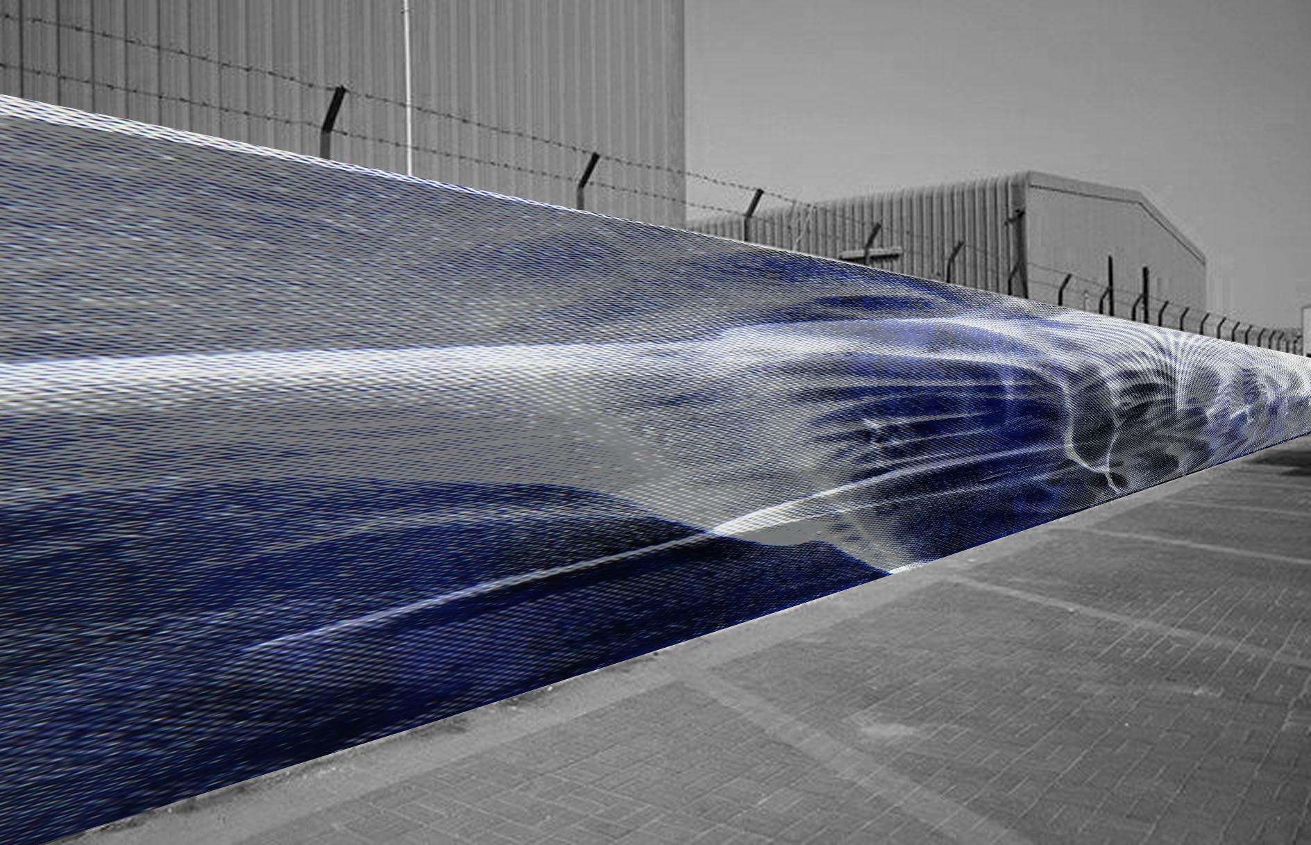 Fluidity wall - 2012