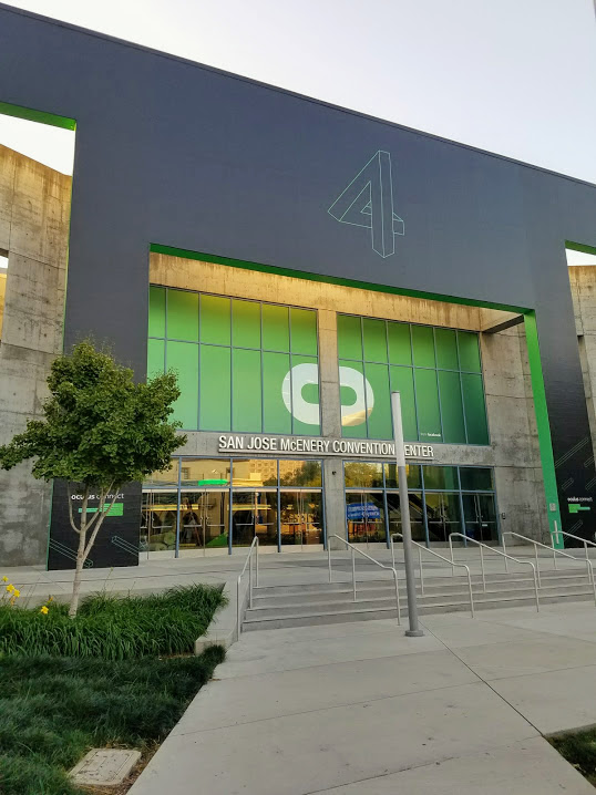 2017 Oculus Connect 4, San Jose, California