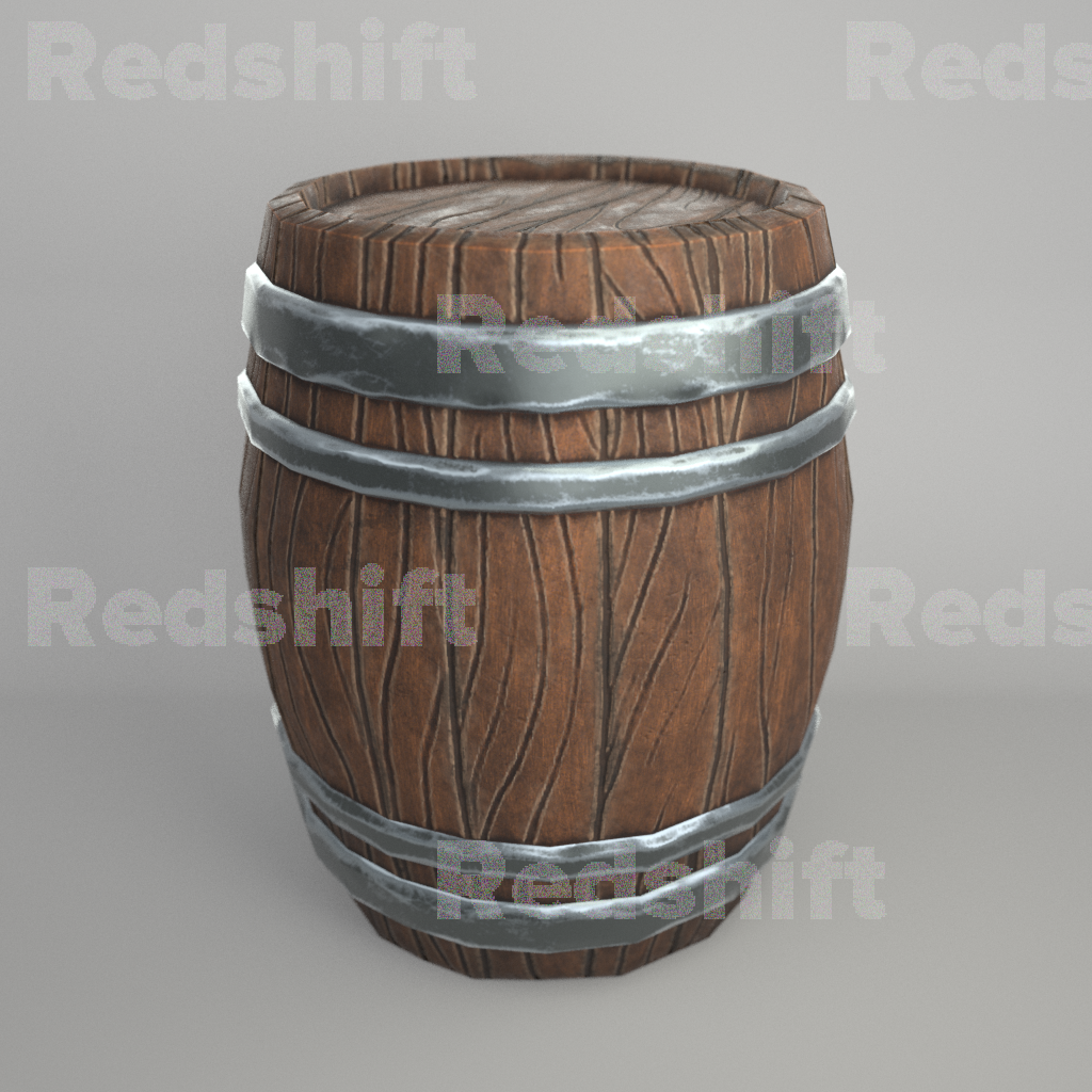 Redshift Render