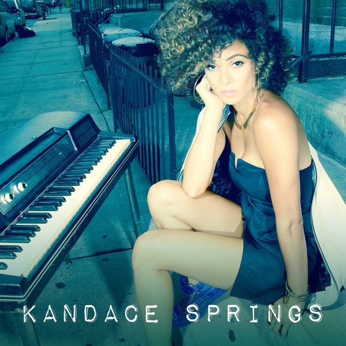 KANDACE SPRINGS LOVE GOT IN THE WAY
