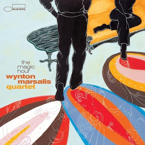 WYNTON MARSALIS QUARTET FELLING OF JAZZ