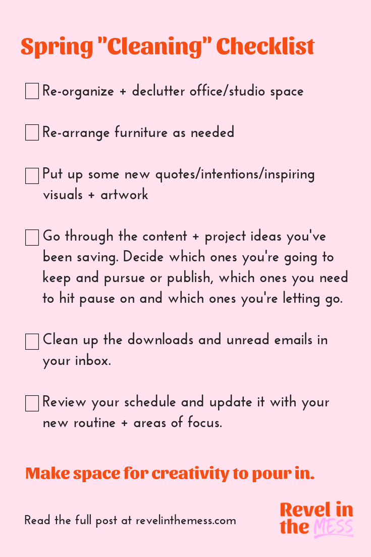 Spring Cleaning List Creativity Spring cleaning for business revel in the mess creativity coaching.png