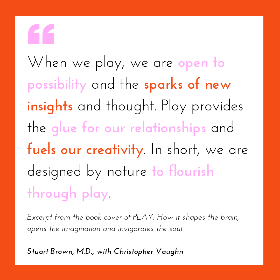 play importance of play playtime and creativity playing is learningpng