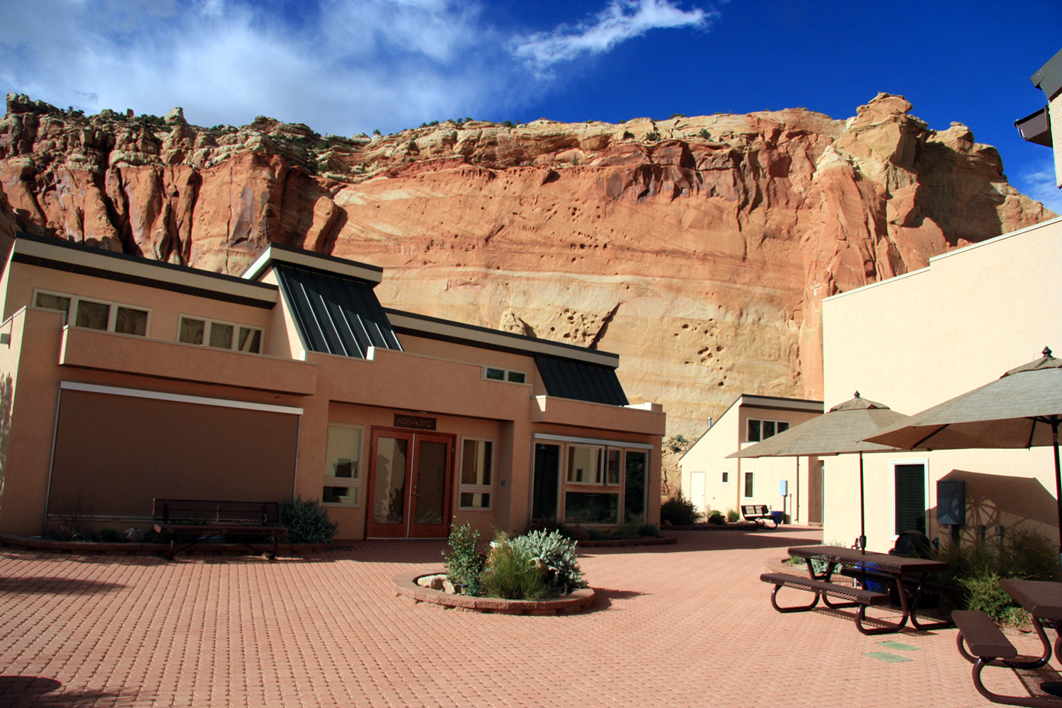 Location: Capitol Reef Field Station