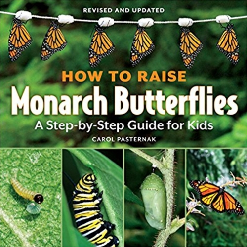 How To Raise Monarch Butterflies by Carol Pasternak