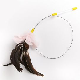 Plumes Coque Feather Wand