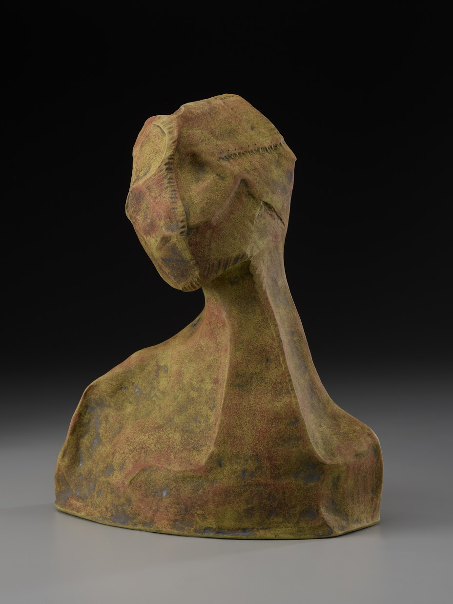 SCULPTURE - In 2004 after moving to Asheville NC, a clay hub of sorts, Williams immersed her self back into sculptural clay hand building; it was a medium she had worked in as a teenager and was keen to resume. She experimented with different kinds of post-fired wax finishing, instead of traditional glazing, which led her to use encaustic wax paint on her sculpture. Williams began encaustic painting with great success, but it was a time-consuming medium, it became increasingly more difficult for her to carve out time in her sculpture studio. In 2015, Williams introduced alcohol ink to her repertoire of mediums to work, which is less laborious than encaustic. In 2018, Williams re-introduced sculpture in different mediums back into her schedule with the addition of alcohol ink and encaustic.