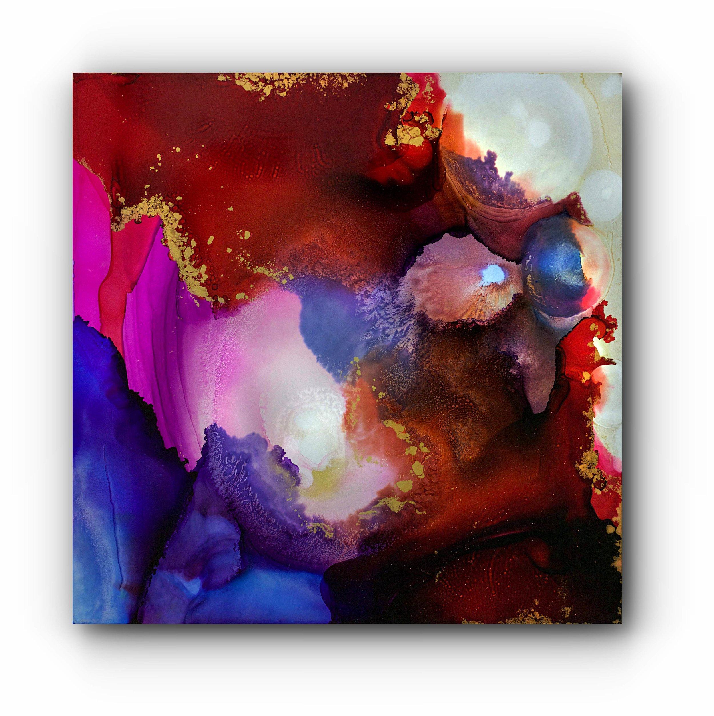 """#030617ia  """"Nebula-Geode""""  32x32"""